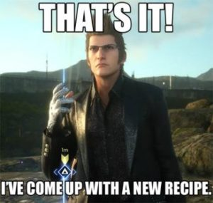 Play FFXV, you'll get it ;)